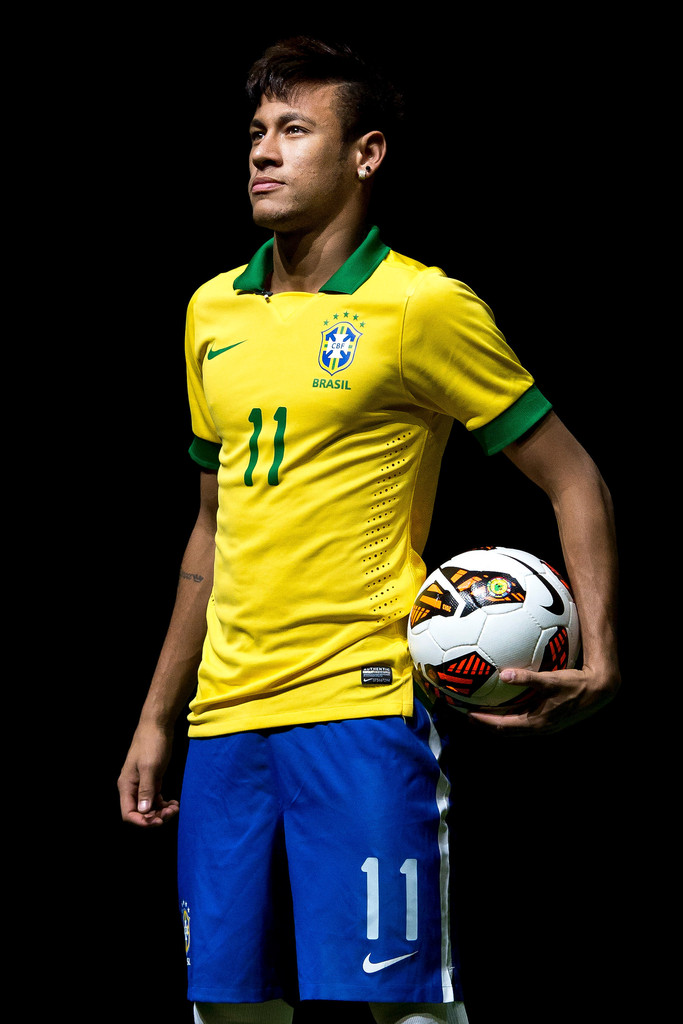 Neymar - Neymar Photos - Neymar Nike Boots Launch In Brazil