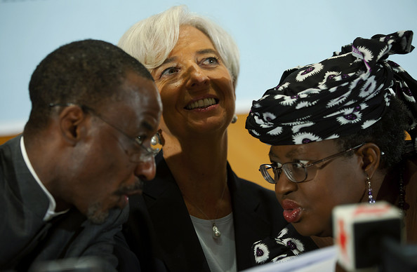 IMF Managing Director Christine Lagarde Visits Nigeria