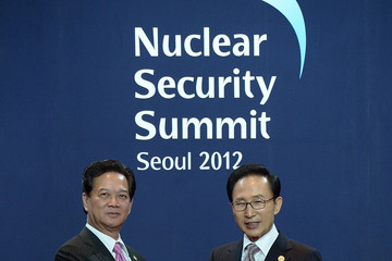 Nguyen Tan Dung 2012 Seoul Nuclear Security Summit Begins