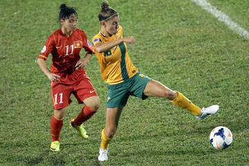 Nguyen Thi Nguyet AFC Women's Asian Cup