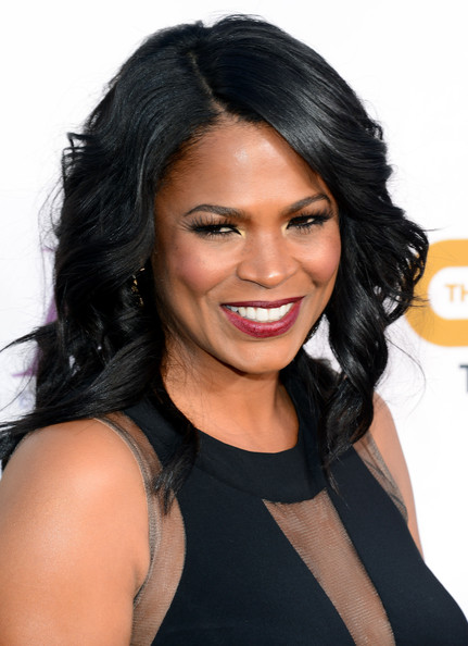 Nia Long Pictures Arrivals At The Critics Choice Awards