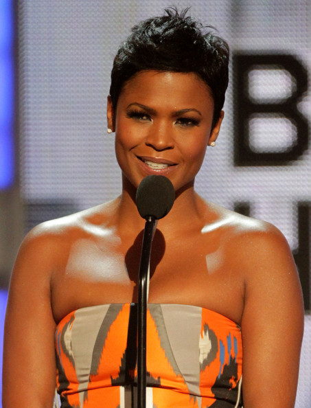 Nia Long Short Hair