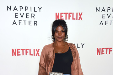 """Nia Long Special Screening Of Netflix's """"Nappily Ever After"""" - Arrivals"""