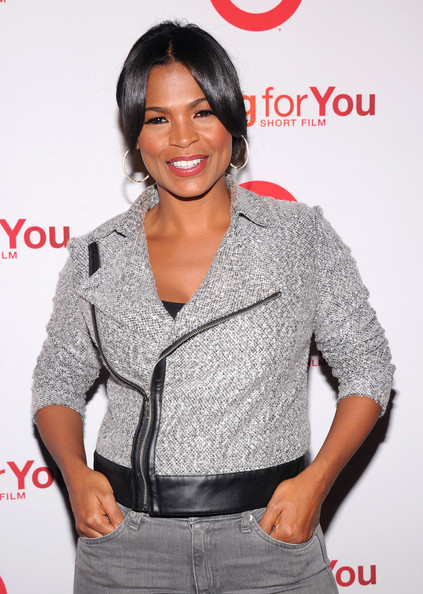 "Nia Long - Target ""Falling for You"" - NY Event"