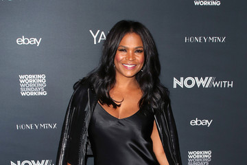 Nia Long NowWith Presented By Yahoo Lifestyle In Partnership With Working Sundays Series With Nicole Richie's Honey Minx Collection Reveal