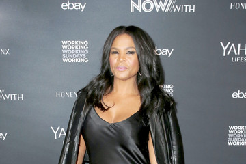 Nia Long NowWith, Presented By Yahoo Lifestyle And Working Sundays Celebrates Official Series Launch With Nicole Richie's Honey Minx Collection Reveal