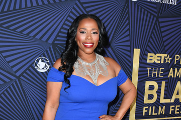 Nicci Gilbert BET Presents the American Black Film Festival Honors - Red Carpet