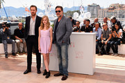 Russell Crowe and Angourie Rice Photos Photo