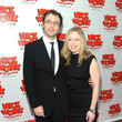 "Mark Mezvinsky ""Nice Work If You Can Get It"" Broadway Opening Night - Arrivals & Curtain Call"
