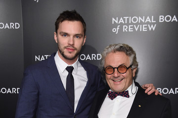Nicholas Hoult Celebs Attend the 2015 National Board of Review Gala