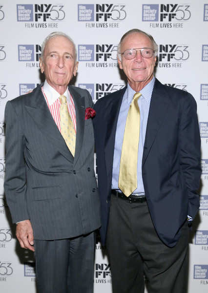 53rd New York Film Festival - 'Everything Is Copy' - Arrivals
