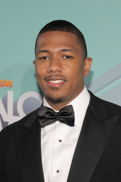Nick Cannon TeenNick Chairman Nick Cannon arrives at the Nickelodeon ...