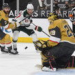 Nick Bjugstad Minnesota Wild v Vegas Golden Knights