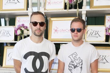 Nick Blood GBK Pre-EMMYS Gift Lounge - Day 2