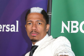 Nick Cannon Arrivals at NBCUniversal's Summer Press Day