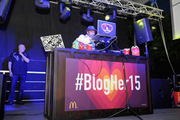 Nick Cannon McDonald's Presents The #BlogHer15 Closing Party