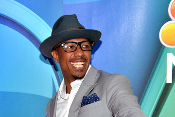 Nick Cannon The 2015 NBC Upfront Presentation Red Carpet Event