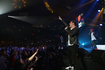 Nick Carter 103.5 KISS FM's Jingle Ball 2016 - SHOW