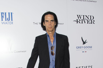 Nick Cave Premiere of The Weinstein Company's 'Wind River' - Arrivals