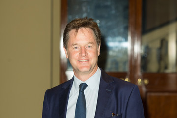 Nick Clegg The Duke & Duchess Of Cambridge and Prince Harry Support World Mental Health Day