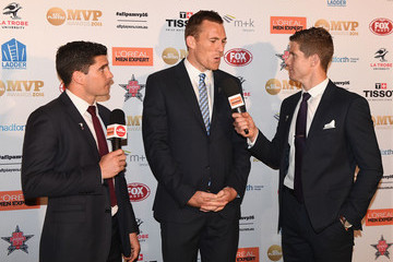 Nick Dal Santo 2016 AFL Players MVP Awards