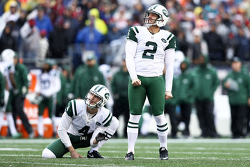 Nick Folk New York Jets v New England Patriots