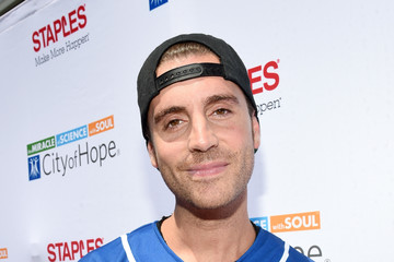 Nick Fradiani 26th Annual City of Hope Celebrity Softball Game - Arrivals