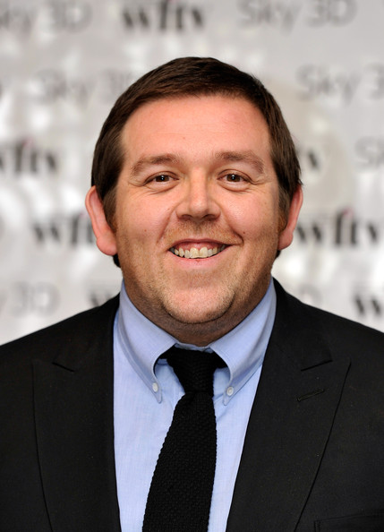 Nick Frost - Wallpaper Actress