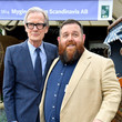 Nick Frost Chelsea Flower Show 2018 - Press Day