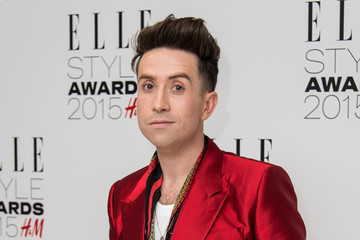 Nick Grimshaw Elle Style Awards 2015 - Outside Arrivals