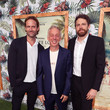 Nick Hall Los Angeles Premiere Of New HBO Limited Series