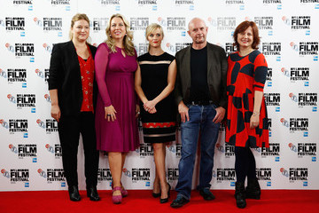 Nick Hornby 'Wild' Photo Call in London