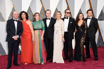 Nick Hornby 88th Annual Academy Awards - Red Carpet Pictures