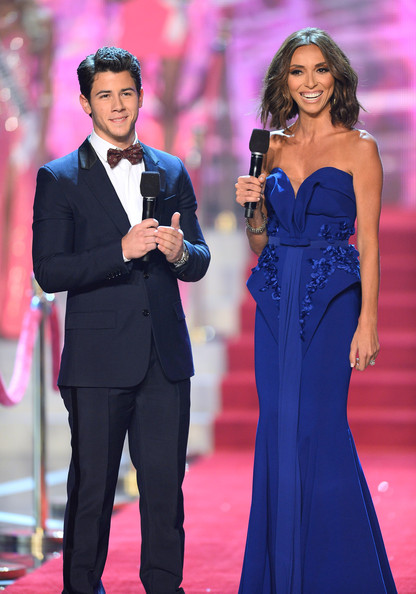 The 2013 Miss USA Pageant in Las Vegas