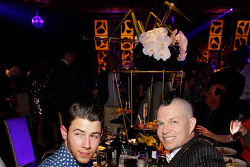 Nick Jonas 13th Annual Michael Jordan Celebrity Invitational Gala At ARIA Resort & Casino