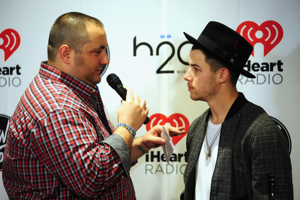 Backstage at 101.3 KDWB's Jingle Ball