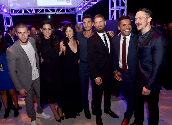 Premiere of DIRECTV's 'Kingdom' Season 2 - After Party