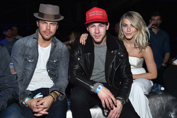Nick Jonas DirecTV Super Saturday Night Co-Hosted by Mark Cuban's AXS TV - Party