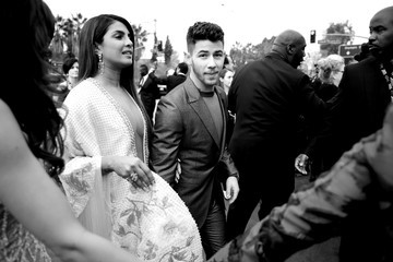 Nick Jonas 62nd Annual GRAMMY Awards - Creative Perspective
