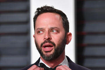 Nick Kroll 2017 Vanity Fair Oscar Party Hosted By Graydon Carter - Arrivals