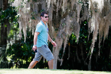 Nick Lachey THE PLAYERS Championship - Round Two