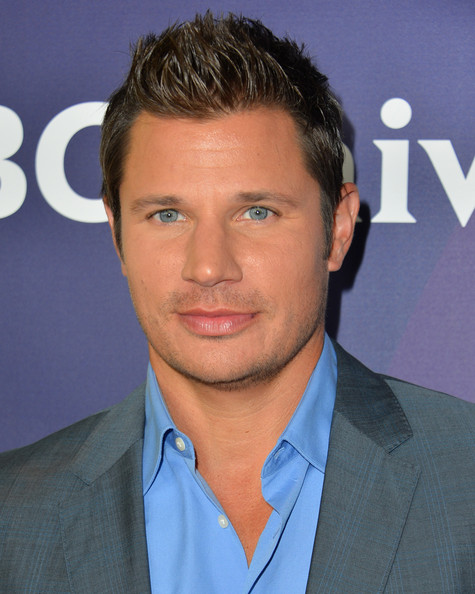 Nick Lachey - NBC Universal 2012 Summer TCA Tour - Day 1