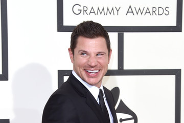 Nick Lachey The 58th GRAMMY Awards - Arrivals