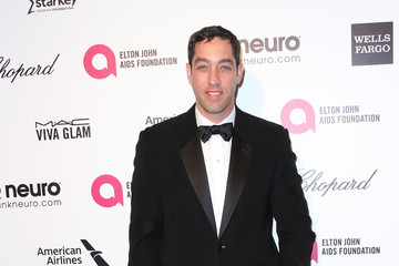 Nick Loeb Arrivals at the Elton John AIDS Foundation Oscars Viewing Party — Part 4