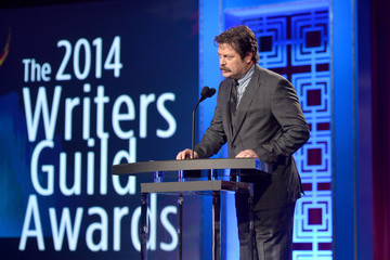 Nick Offerman 2014 Writers Guild Awards L.A. Ceremony - Inside