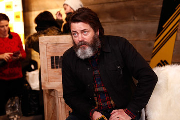 Nick Offerman The IMDb Studio at the 2017 Sundance Film Festival Featuring the Filmmaker Discovery Lounge, Presented by Amazon Video Direct: Day Three - 2017 Park City