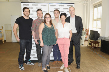 """Nick Payne """"If There Is I Haven't Found It Yet"""" Cast Photo Call"""