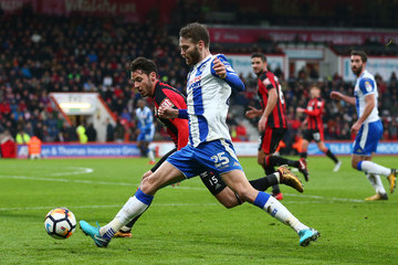 Nick Powell AFC Bournemouth v Wigan Athletic - The Emirates FA Cup Third Round