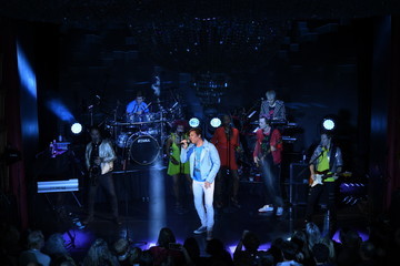 Nick Rhodes SiriusXM Presents Duran Duran Live at The Faena Theater in Miami During Art Basel