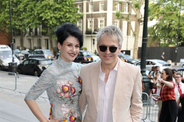 Nick Rhodes V&A Summer Party - Arrivals